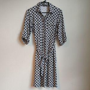 J. McLaughlin Dresses - J.McLauglin  Gilchrist shirtdress